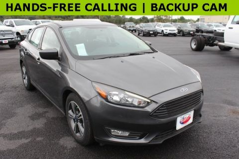 New 2018 Ford Focus SE