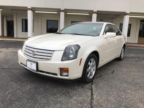 Pre-Owned 2006 Cadillac CTS 4dr Sdn 2.8L