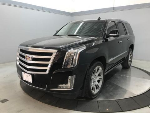 Pre-Owned 2015 Cadillac Escalade 2WD 4dr Premium