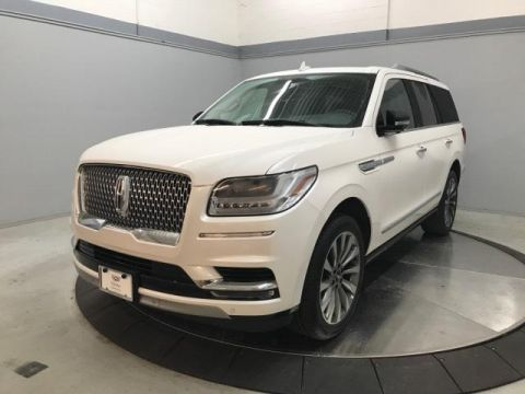 Pre-Owned 2018 Lincoln Navigator 4x4 Select