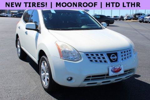 Pre-Owned 2010 Nissan Rogue SL