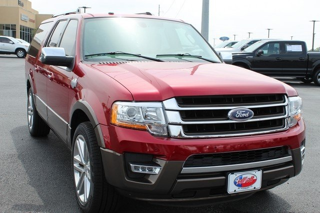 King Ranch Expedition >> Pre Owned 2016 Ford Expedition El King Ranch Rwd 4d Sport Utility