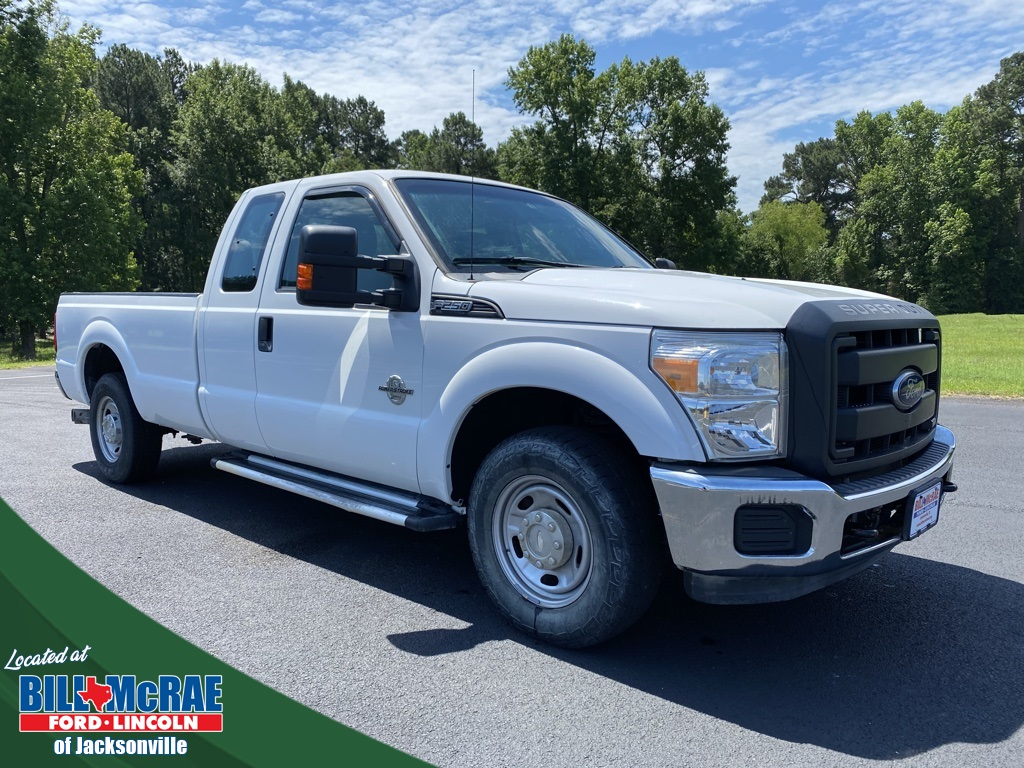 Pre-Owned 2013 Ford F-250SD XL