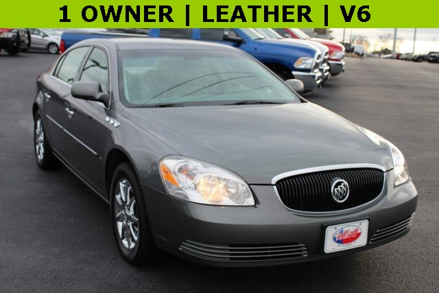 Pre-Owned 2007 Buick Lucerne CXL