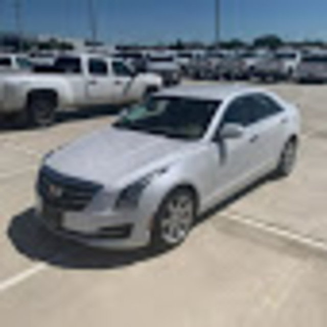Pre-Owned 2015 Cadillac ATS 4dr Sdn 2.0L Luxury RWD