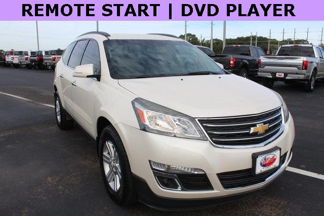 Pre Owned 2013 Chevrolet Traverse Lt 4d Sport Utility In Mount