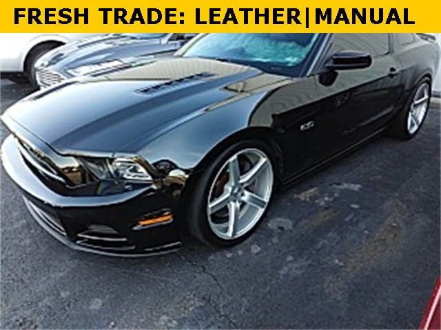 Pre Owned 2014 Ford Mustang Gt Premium 2d Coupe In Mount Pleasant
