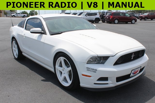 Pre Owned 2013 Ford Mustang Boss 302 2d Coupe In Mount Pleasant