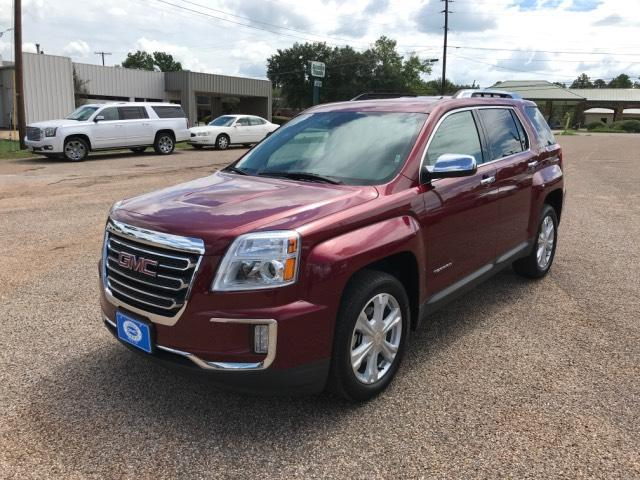 Certified Pre-Owned 2017 GMC Terrain FWD 4dr SLT