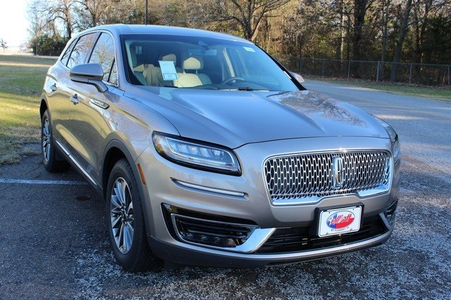New 2019 Lincoln Nautilus Select 4d Sport Utility In Mount Pleasant