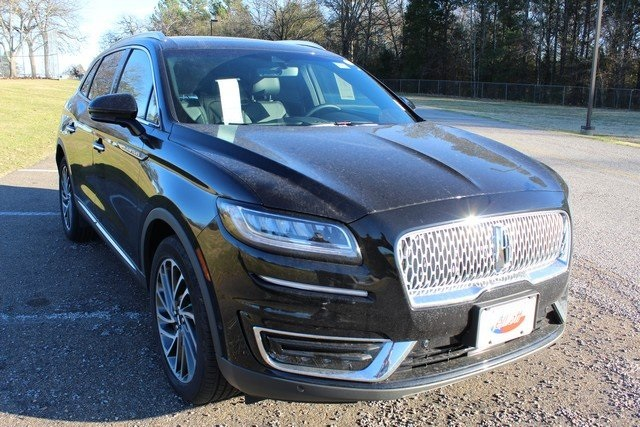 New 2019 Lincoln Nautilus Reserve 4d Sport Utility In Mount Pleasant