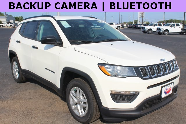 New 2018 Jeep Compass Sport 4d Sport Utility In Mount Pleasant