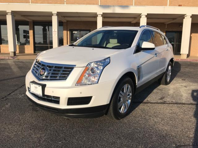 Certified Pre-Owned 2014 Cadillac SRX FWD 4dr Luxury Collection