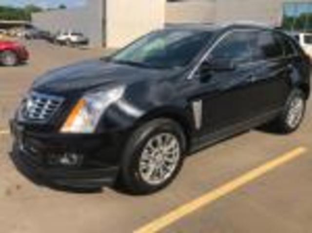Pre-Owned 2016 Cadillac SRX FWD 4dr Premium Collection