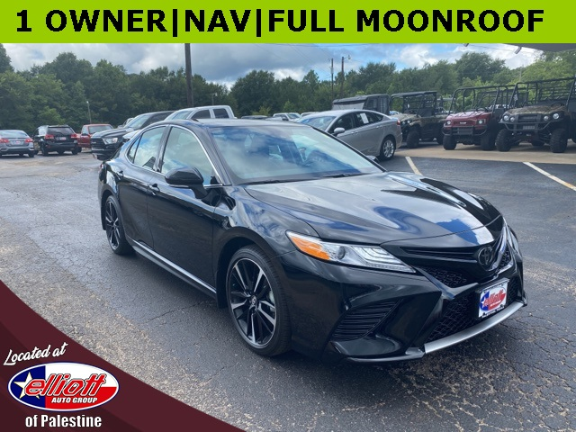 Pre-Owned 2020 Toyota Camry XSE
