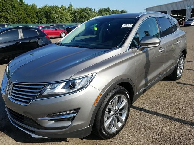 2017 Lincoln Mkc Select >> Pre Owned 2017 Lincoln Mkc Select Fwd With Navigation
