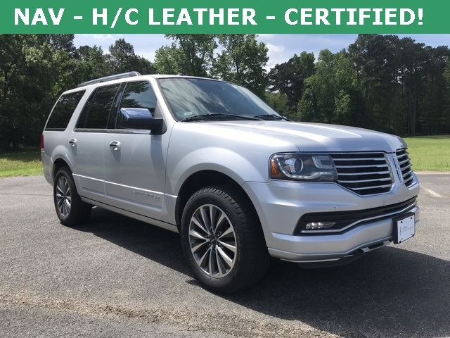 Certified Pre-Owned 2015 Lincoln Navigator Base