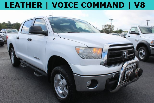 Pre Owned 2010 Toyota Tundra Grade 4d Crewmax In Mount Pleasant