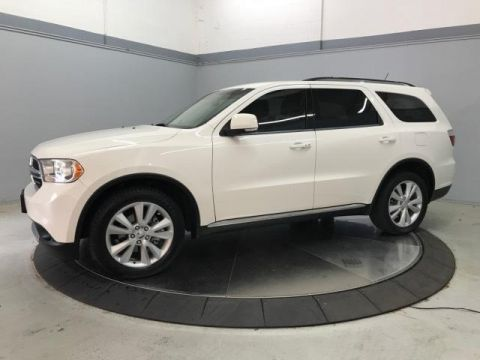 Pre-Owned 2012 Dodge Durango 2WD 4dr Crew