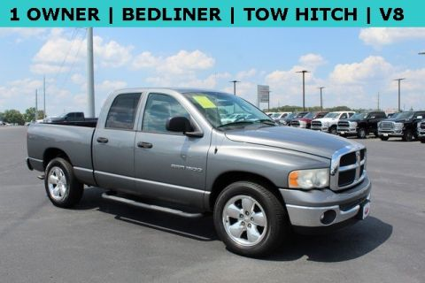 Pre-Owned 2005 Dodge Ram 1500 Lone Star