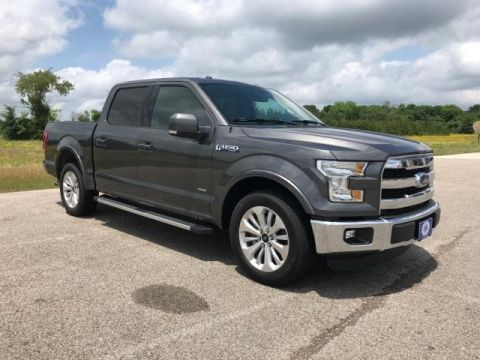 Pre-Owned 2015 Ford F-150 2WD SuperCrew 145 Lariat