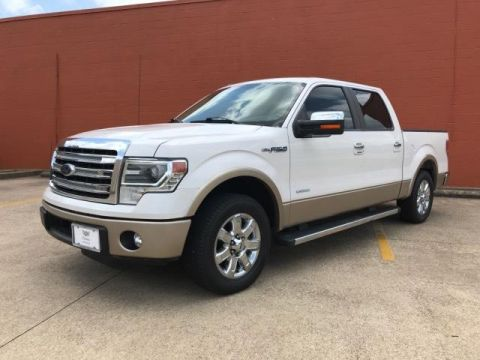Pre-Owned 2014 Ford F-150 2WD SuperCrew 145 Lariat