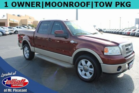 Pre-Owned 2007 Ford F-150 King Ranch