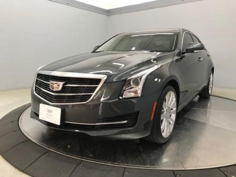 Pre-Owned 2017 Cadillac ATS 4dr Sdn 2.0L Luxury AWD