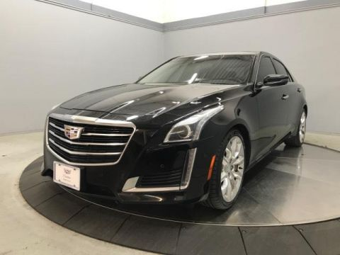 Pre-Owned 2016 Cadillac CTS 4dr Sdn 2.0L Turbo Performance Coll