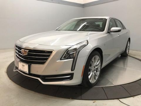 Pre-Owned 2017 Cadillac CT6 4dr Sdn 3.6L AWD