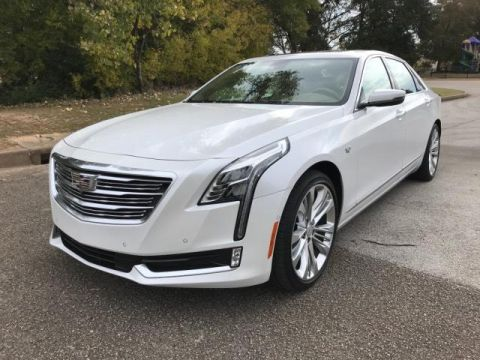 Pre-Owned 2017 Cadillac CT6 4dr Sdn 3.0L Turbo Platinum AWD
