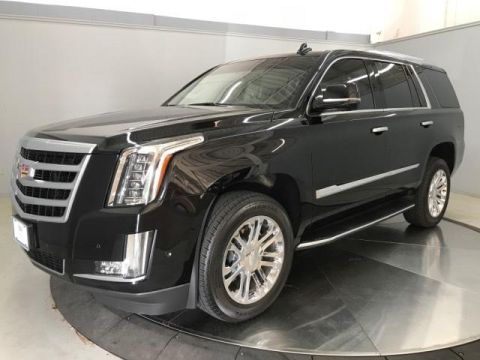 Pre-Owned 2017 Cadillac Escalade 2WD 4dr