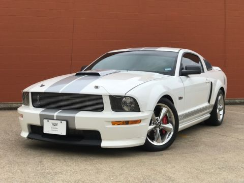 Pre-Owned 2007 Ford Mustang SHELBY COBRA GT