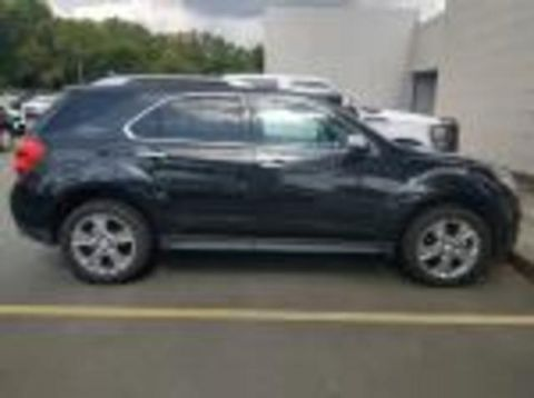 Pre-Owned 2011 Chevrolet Equinox FWD 4dr LTZ