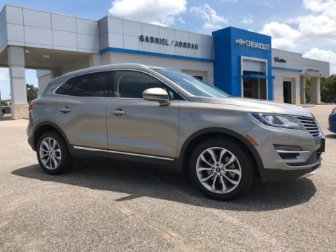 Pre-Owned 2017 Lincoln MKC Select FWD