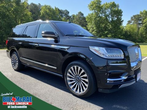 Certified Pre-Owned 2019 Lincoln Navigator L Reserve