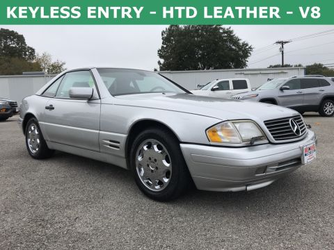 Pre-Owned 1998 Mercedes-Benz SL-Class SL 500
