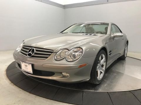 Pre-Owned 2004 Mercedes-Benz SL-Class 2dr Roadster 5.0L